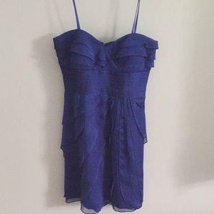 Adrianna Papell strapless dress